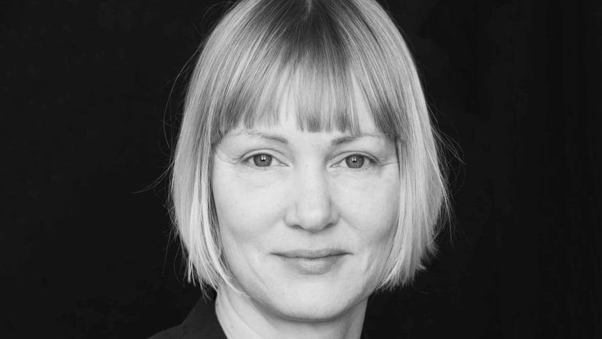 Marianne Zamecznik er ansatt som ny kurator ved Trondheim kunstmuseum. Foto: Signe Fuglesteg Luksengard / Oslo Open.