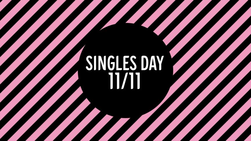 Lørdag den 11. november er der premiere på verdens største shoppingdag, Singles' Day, i Elgiganten.