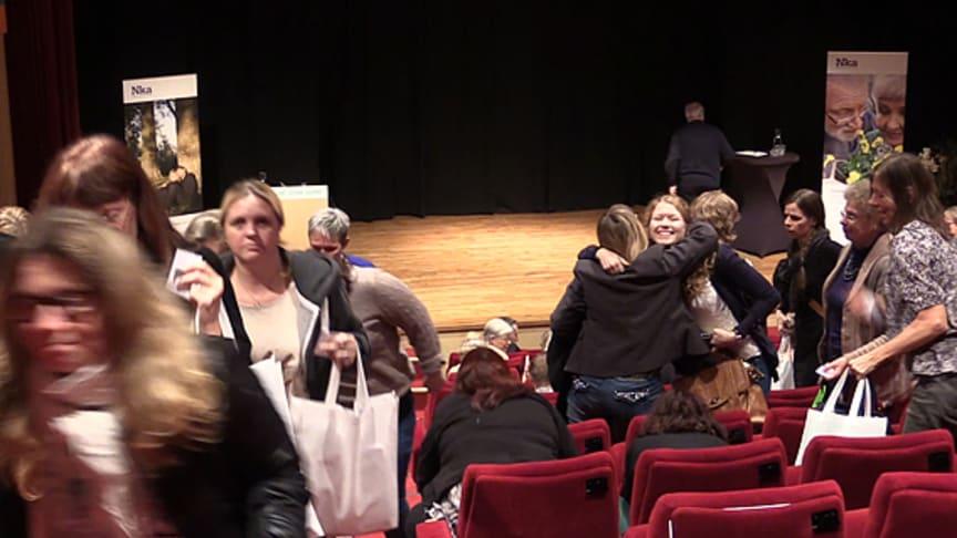 Ta del av reportage och filmade föreläsningar från årets mötesdagar om anhörigfrågor