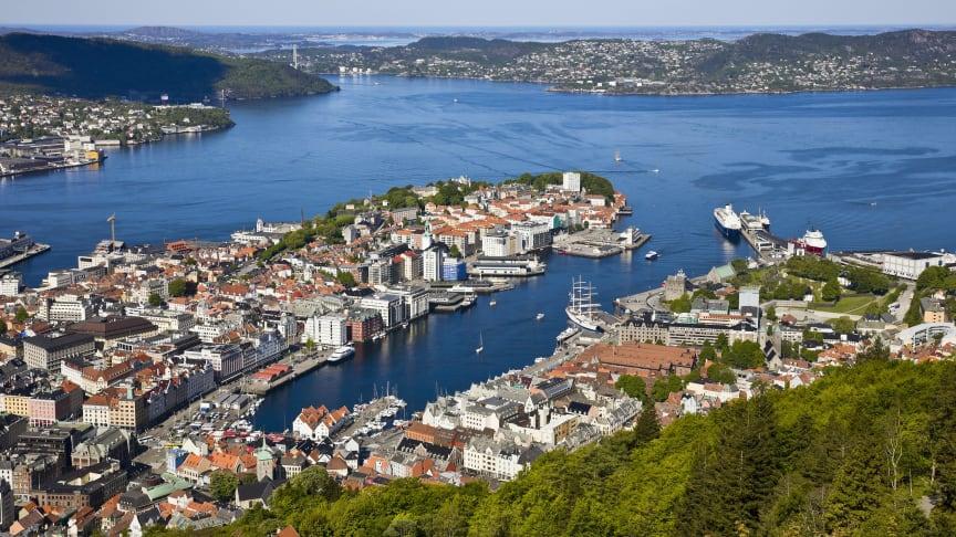NYTT SAMARBEID I BERGEN: Sammen med Røde Kors, vil Nordic Choice Hotels hjelpe utsatt mennesker inn i arbeidslivet.