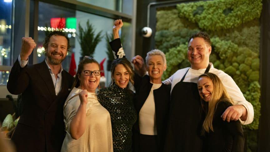 Fredag 13. desember ble Norges første EAT-inspirerte restaurant innviet på Vulkan i Oslo.