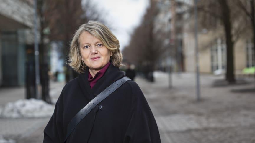 En julhälsning från kulturdirektör Eva Bergquist