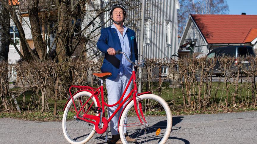 Blocket återanvänder Björn Ranelid i sin vårkampanj