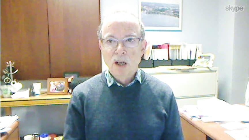Den framstående professorn Steven H Zarit