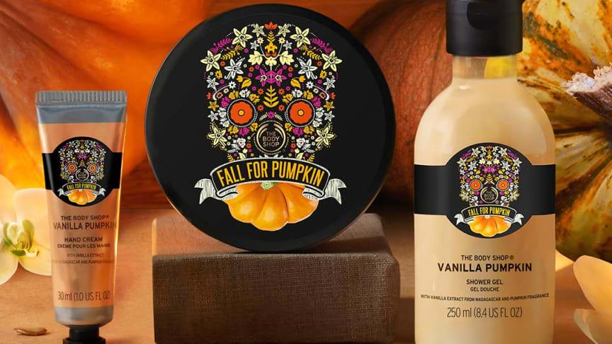 Vanilla Pumpkin tillbaka till den fruktade otursdagen