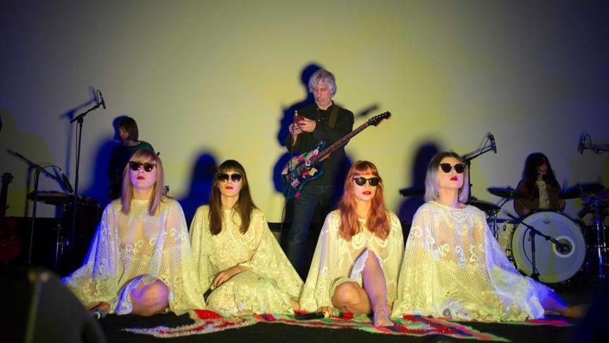 The Callas With Lee Ranaldo