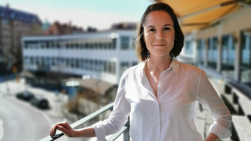 Cecilia Windh, samhällsplanerare på Liljewall