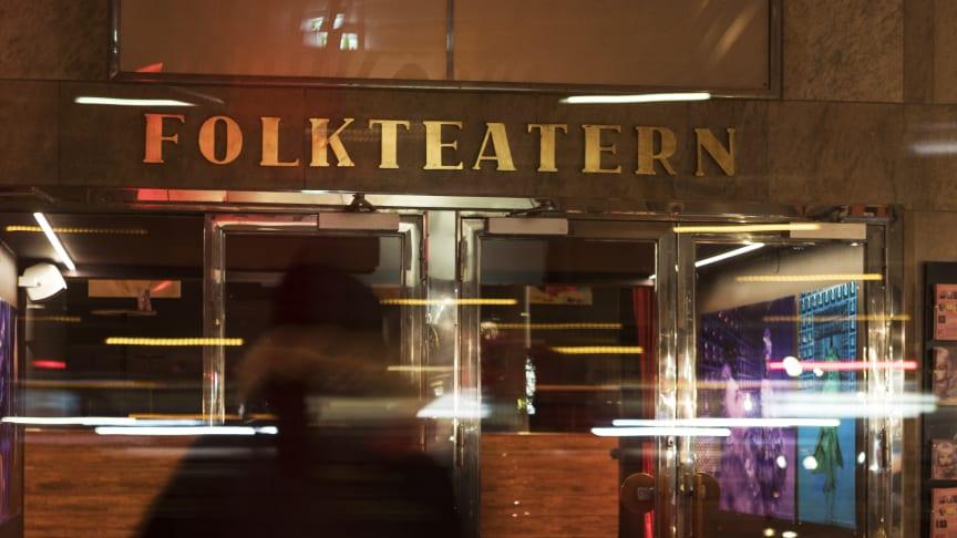 Folkteatern Göteborg undersöker förutsättningarna för att på sikt bli en regionägd teater