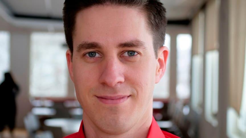 Joel Gustafsson, Head of Customer Service & Solutions, MediaMarkt