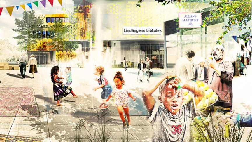 Områdesprogrammet för ett socialt hållbart Malmö avslutas med erfarenhetskonferens 10 december