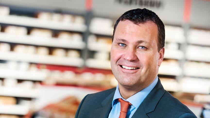 Würth Svenska AB:s VD Torbjörn Seger ser fram emot öppningen av två nya butiker