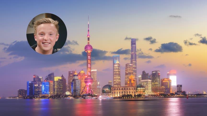 IDT satser i Kina