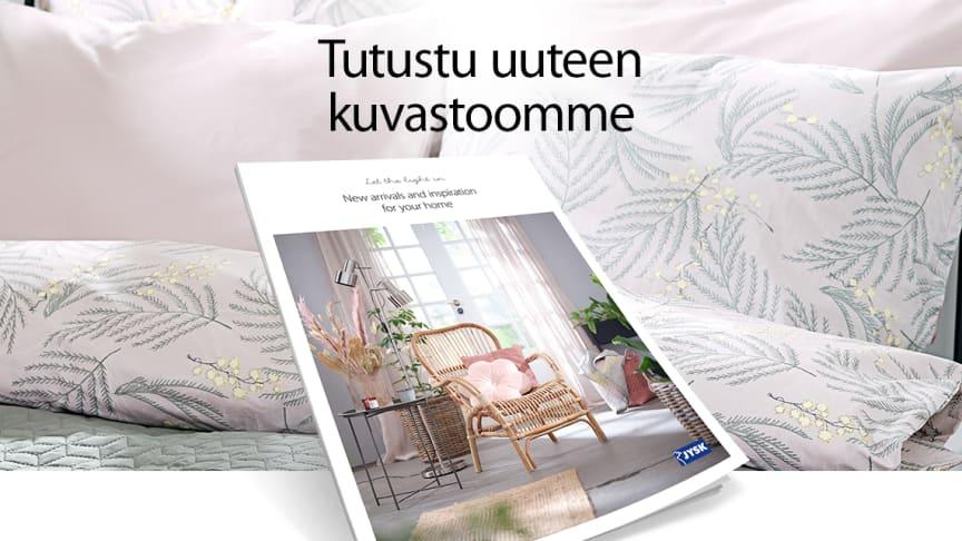 Uusi digikuvasto luettavissa jysk.fi/renew.