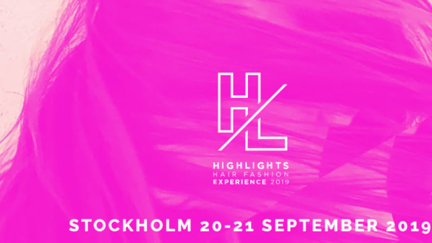 Missa inte FASHION AVE på HIGHLIGHTS Experience 2019!