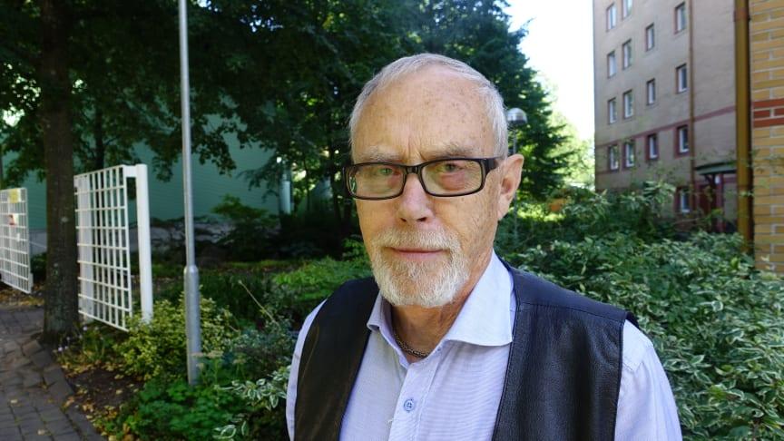 Calle Waller, vårdpolitisk talesman och ordförande i Prostatacancerförbundets forskningsråd.