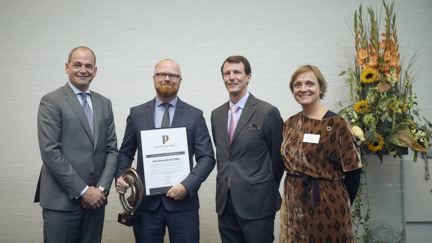 Jens Romundstad vinder ærespris for sit stærke sociale ansvar