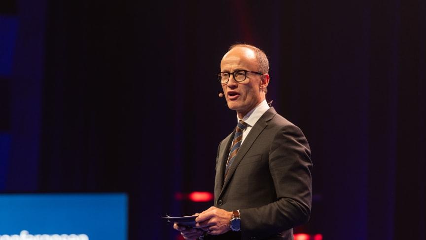 - Det er klart Norge kan gjøre en forskjell, sa adm.dir. Nils Kristian Nakstad i Enova under Enovakonferansen 2019 i Trondheim.