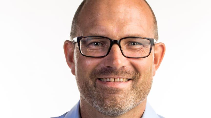 Fredrik Olsson fritidschef Sölvesborgs kommun RGB