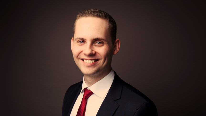 Maurits Hannes, M.A. (Taxation), Steuerberater ist jetzt Geschäftsführer.
