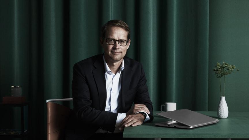 I samband med Skandia Fastigheters styrelsemöte den 19 februari tillträder Åke sin roll som vd.