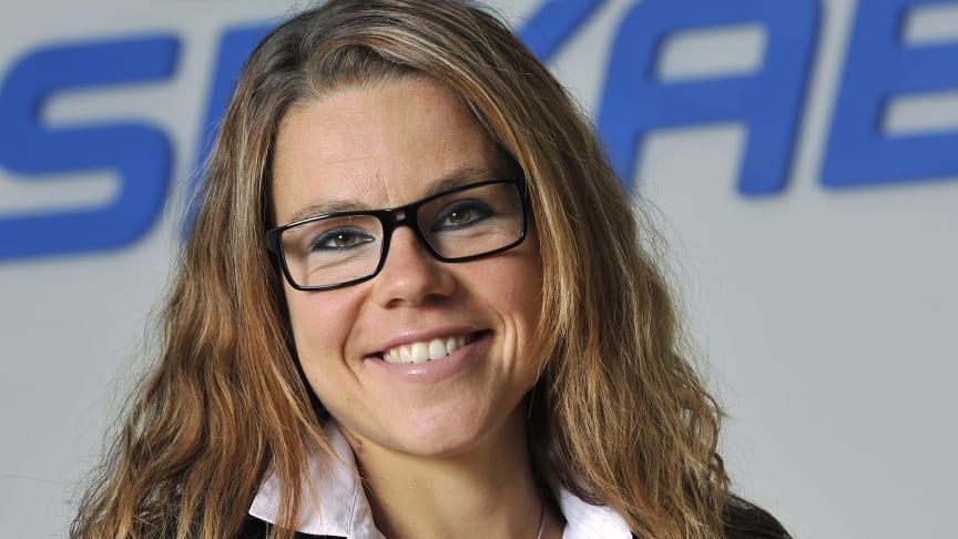 SEKAB rekryterar skidskyttestjärnan Sofia Domeij som säljare av företagets gröna kemikalieprodukter
