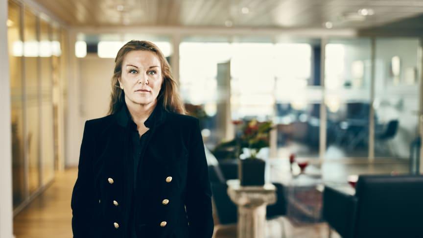 """Hospitalschef Hanne Zingenberg er stolt over, at PrivatHospitalet Danmark netop er blevet akkrediteret efter """"Den Danske Kvalitetsmodel, DDKM"""". Foto: Martin Stampe."""