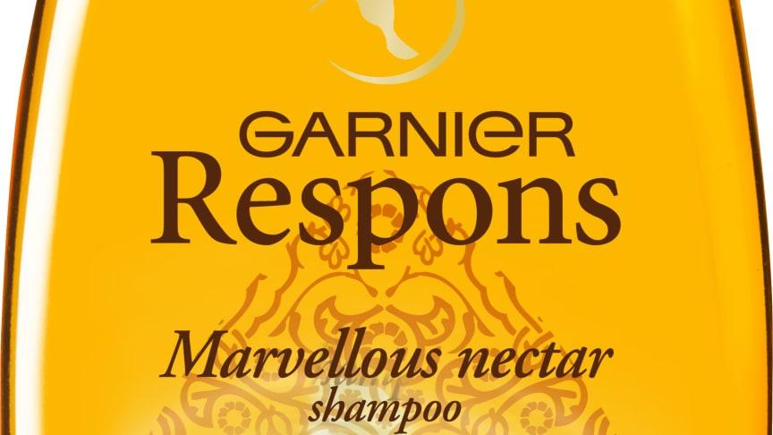 Uusia Garnier Respons -hiustenhoitosarja