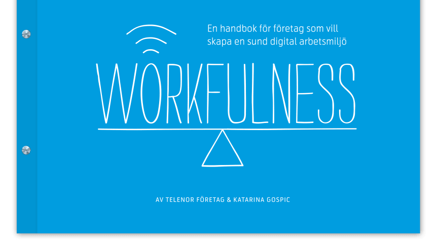 Workfulness, omslag handbok