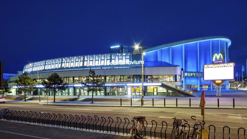 Scandinavium i Göteborg