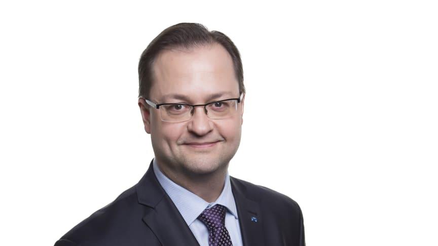 Patrik Silverudd (L). Foto: Liberalerna