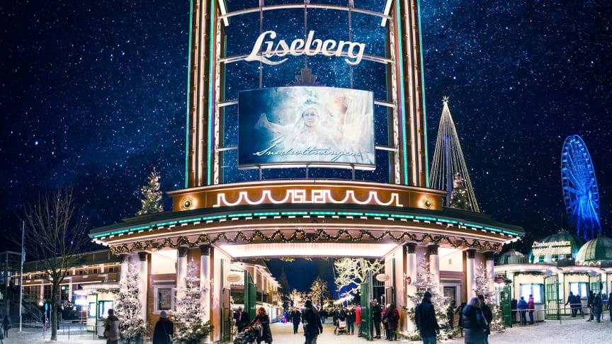 Liseberg stänger efter bästa året någonsin