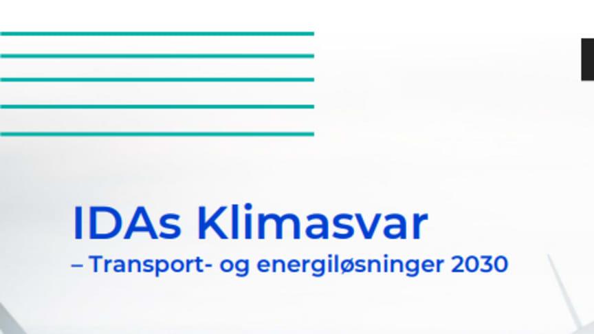 Dansk Fjernvarme modtager klimaplan fra IDA og AAU med åbne arme