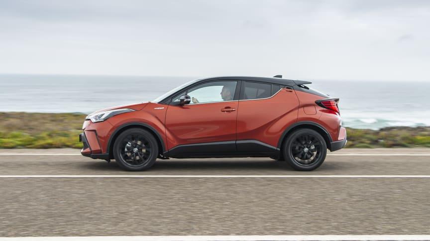 Toyota på salgstoppen i januar