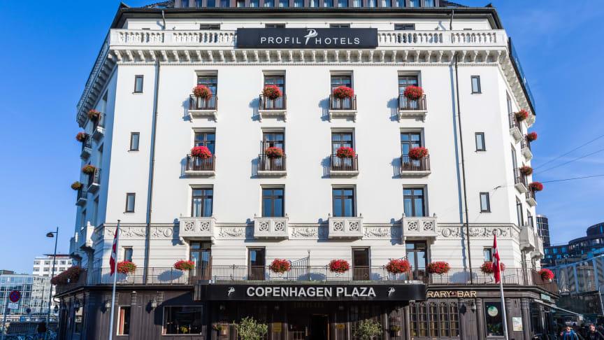 Copenhagen Plaza med snart ny restaurant