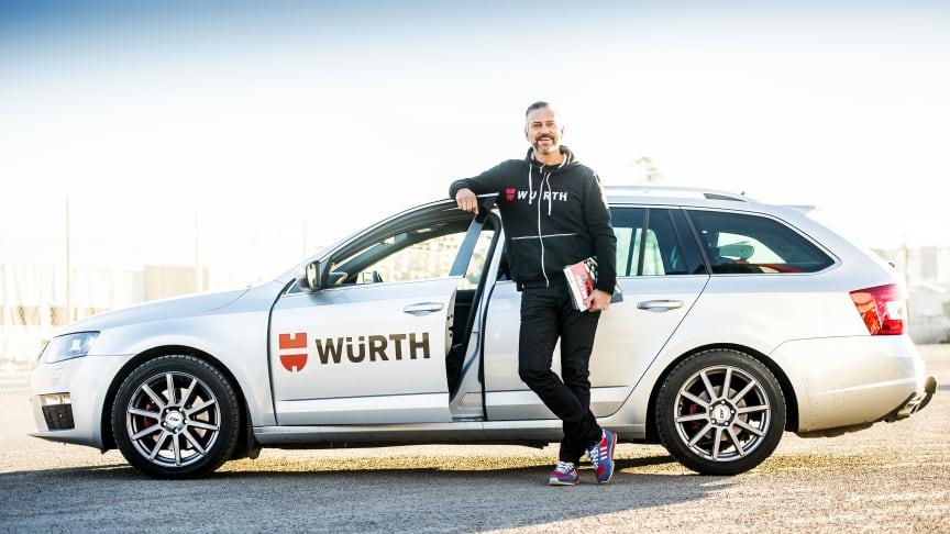 Würth Svenska AB startar egen försäljningsskola