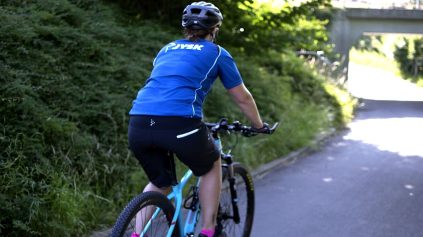 JYSK i Cykelvasan