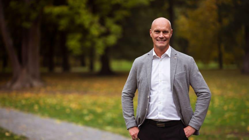 Peter Tumegård kommer att driva Gotlands-kontoret.
