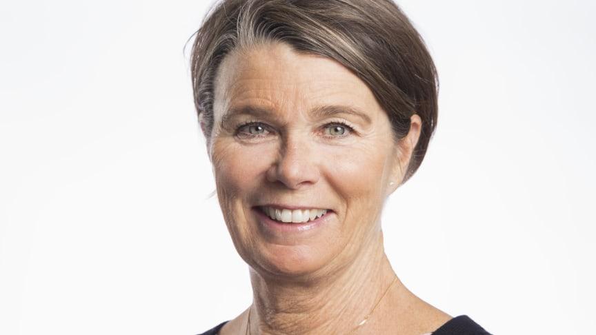 Lena Hillstedt har nyligen blivit invald till Sveland Djurförsäkringars styrelse. Foto: Granngården