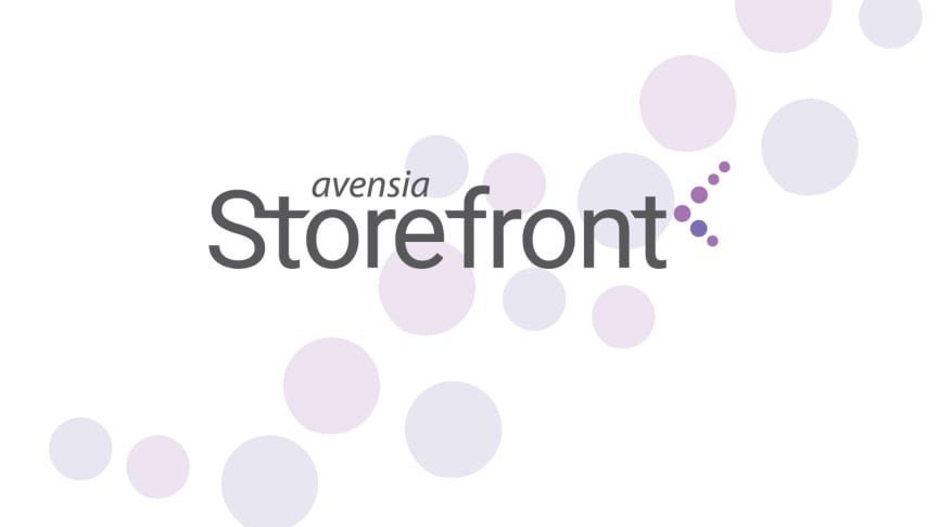 Avensia Storefront for LHD Group