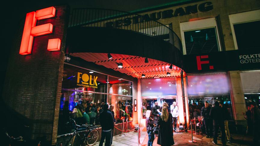 Samtida och nyskrivet på Folkteatern i vår - få en smygtitt på teaterträffen i kväll