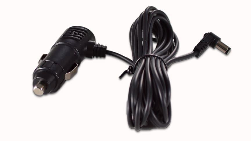 12V kabel till MMS-larm