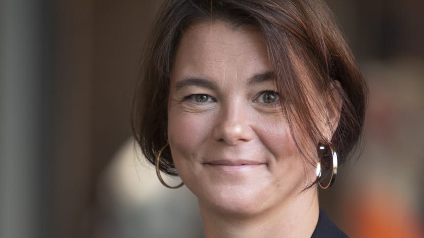 Anna-Maria Petisme, doktorand på Pulsen Retail AB