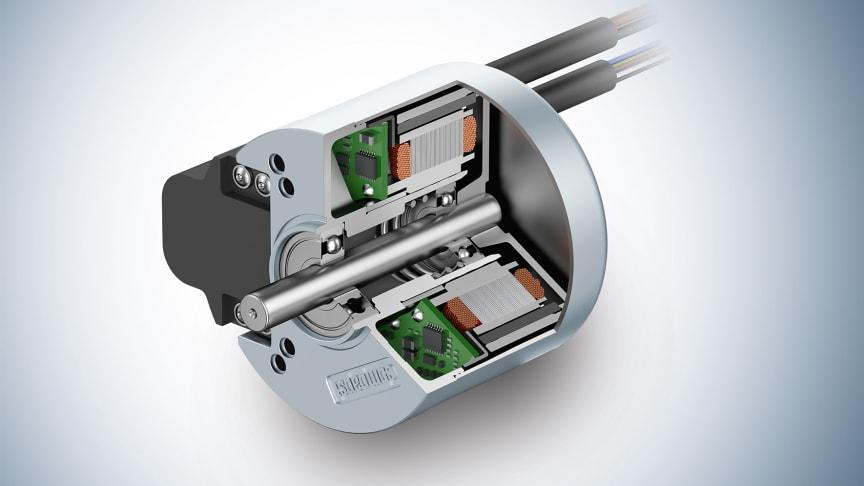 Den elektroniskt kommuterade motorn VARIODRIVE Compact EC bygger på ebm-papst framgångsrika drivlösningskoncept VARIODRIVE. Motorn har integrerad styrelektronik, en nominell effekt på upp till 120 W samt hög effektdensitet.
