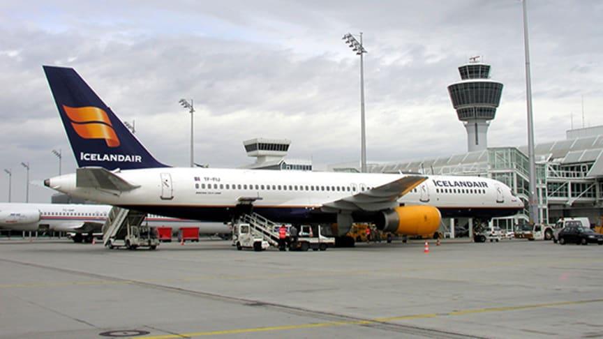 Boeing757 Icelandair