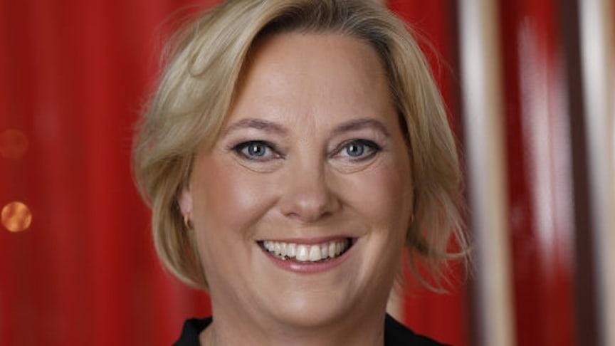 Åsa Liliegren, chefredaktör Femina & Residence