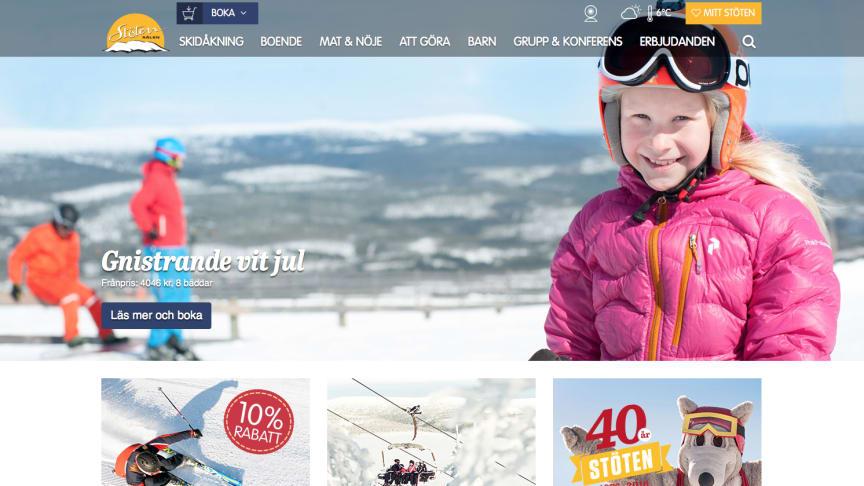 Stöten lanserar ny hemsida