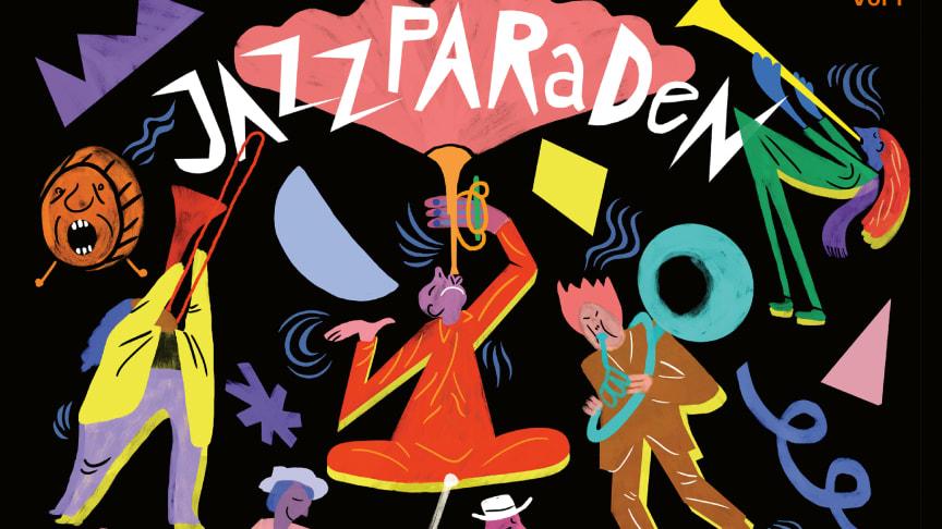 Folkkär musik i jazztappning när Bohuslän Big Band släpper ny skiva