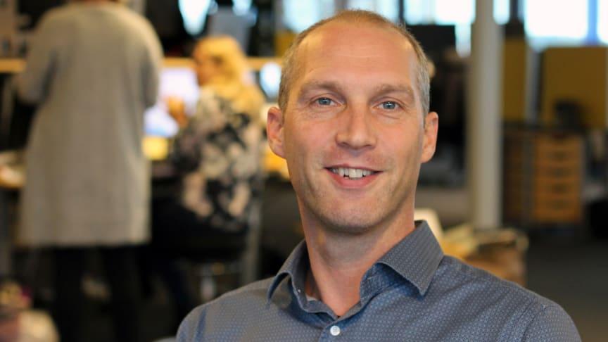 Med vår nya tjänst kan företag utföra säkra betalningar direkt från sitt ekonomisystem, berättar Peter Bergman, produktägare för Hogia OpenBusiness.