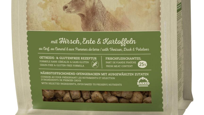 REAL NATURE Crafted Choice mit Hirsch, Ente & Kartoffeln