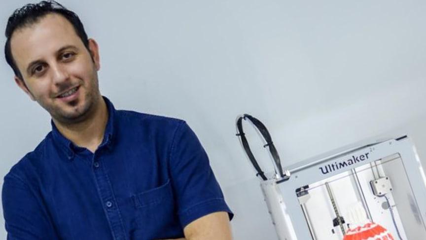 Stort intresse för workshop om 3D-print